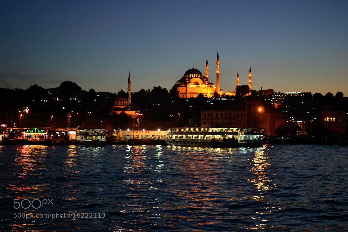 Photograph süleymaniye mosque by _okan  ___ on 500px