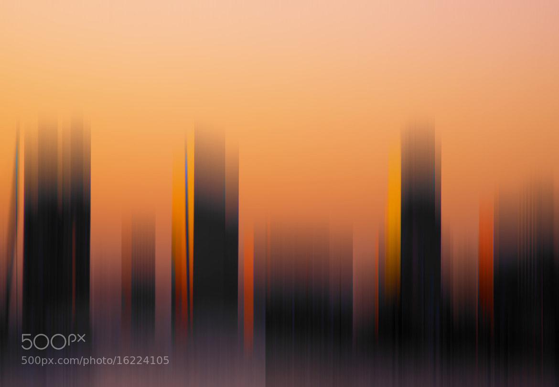 Photograph CityAtDusk by Coolor Foto on 500px