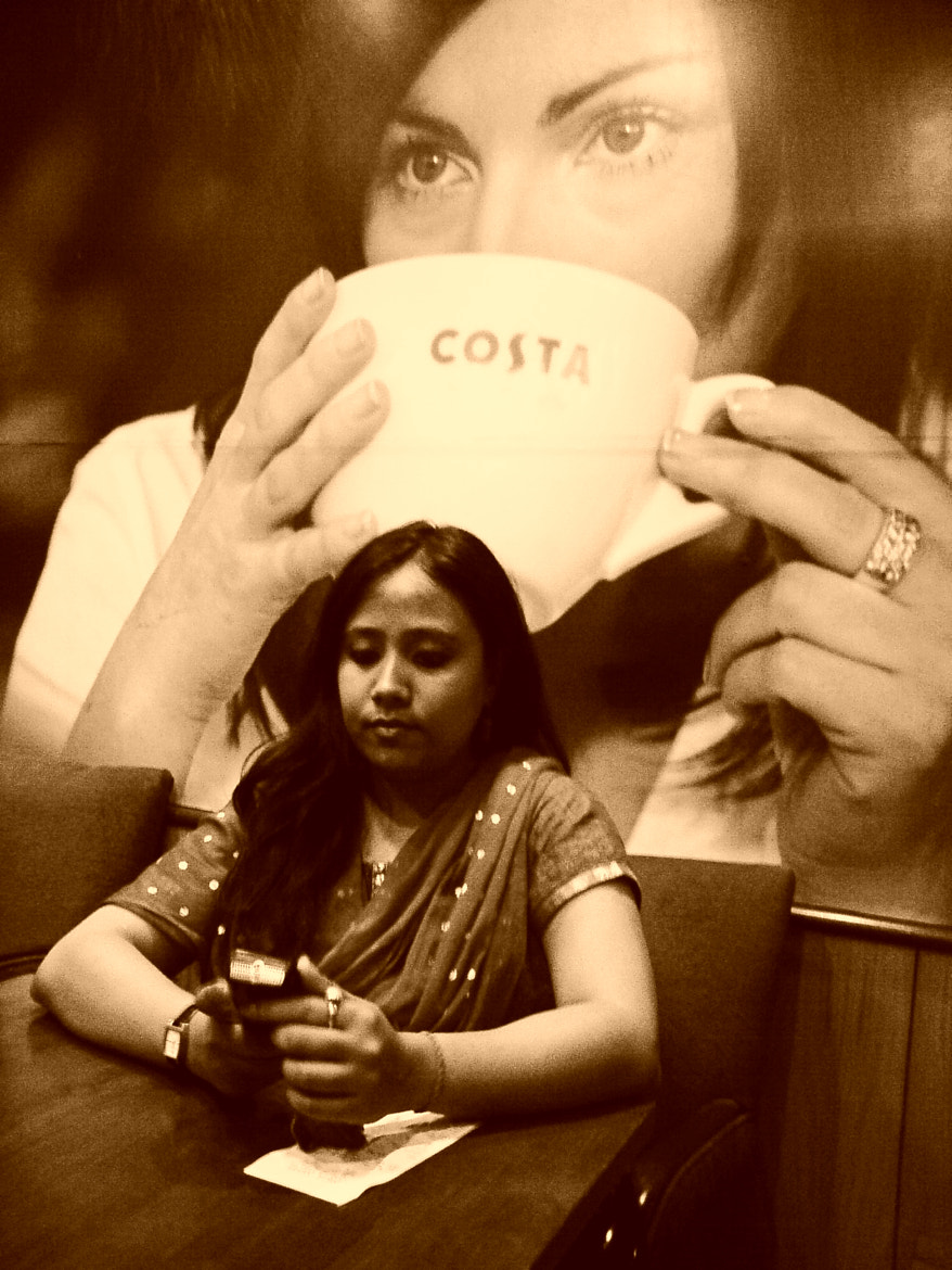 Photograph coffee-time by meeta ray on 500px