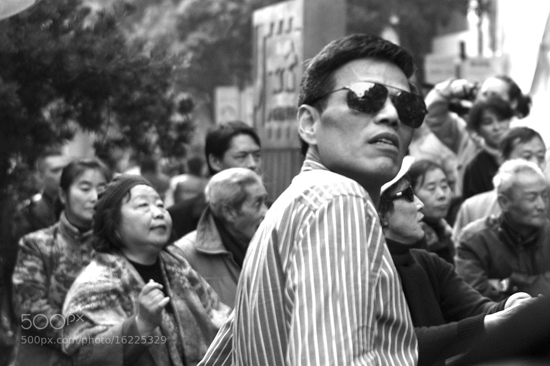Photograph Renaissance Man (Shanghai Style) by Edward Yardumian on 500px