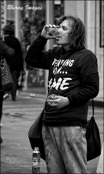 Photograph The Drinker ! by Raymond Paul on 500px