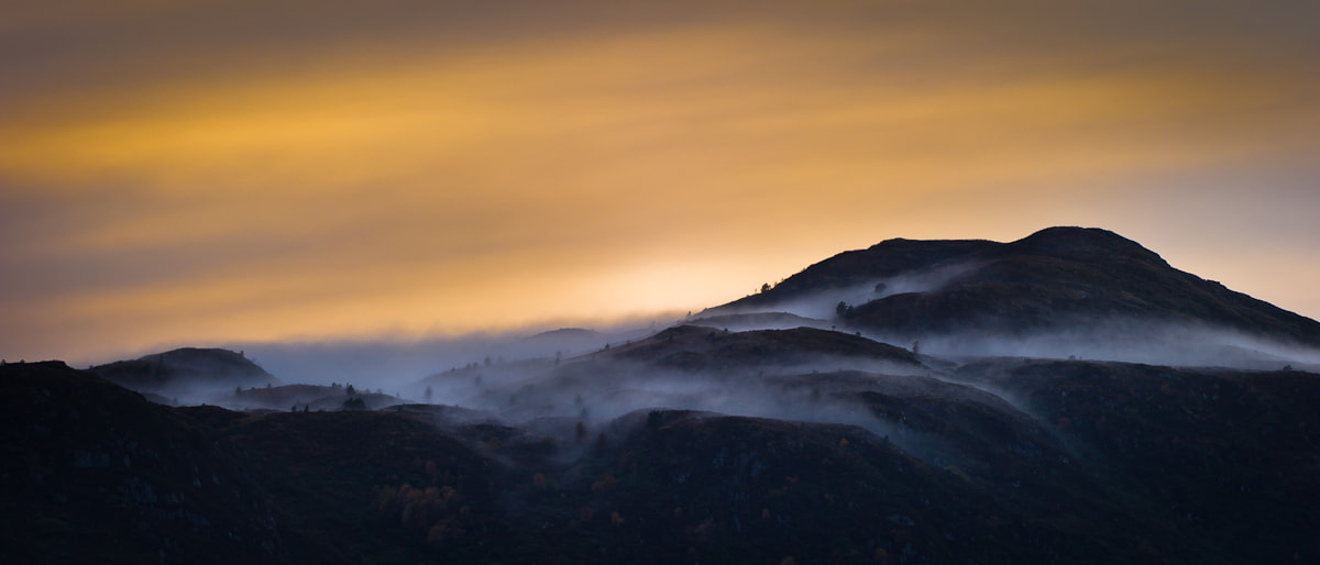 Photograph Fog in mountains. by Geir Magne  Sætre on 500px