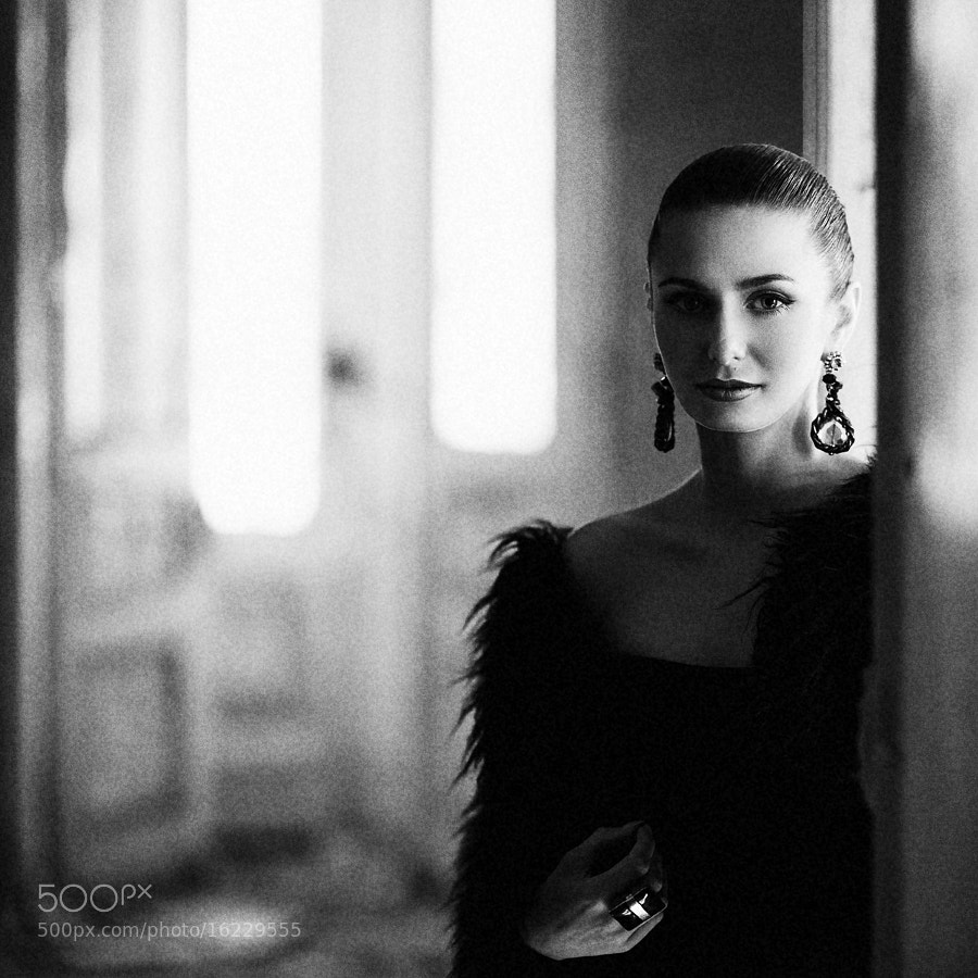 Marina by Сергей Шарков (nallien) on 500px.com