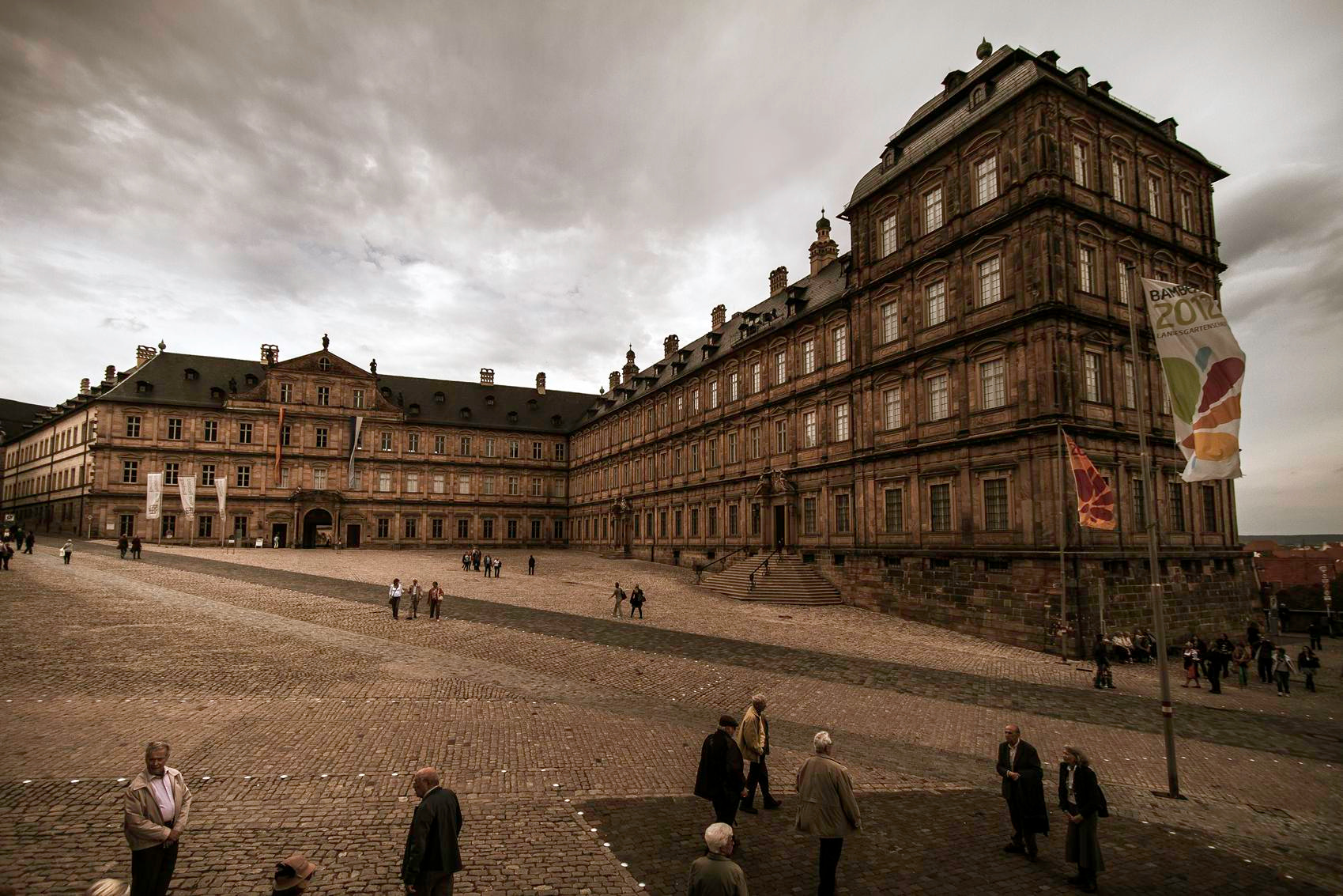 Photograph Bamberg Neue Residenz by Zaoliang Luo on 500px