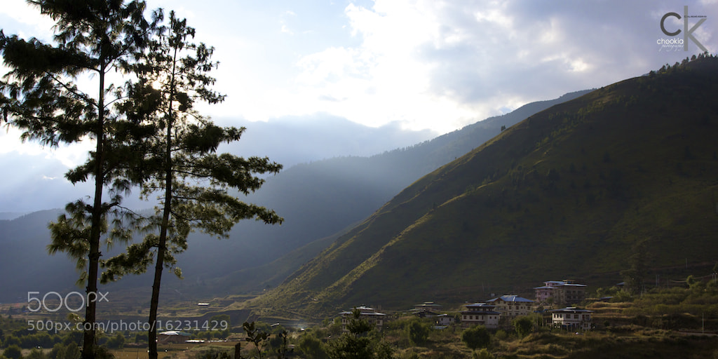 Photograph Thimphu @ Bhutan by CK NG on 500px