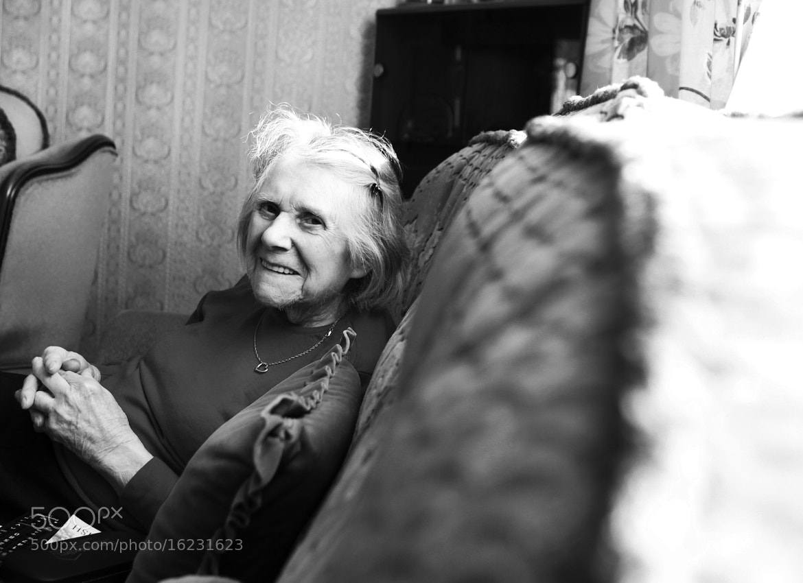 Photograph Gran Mother by Nick Stuckey on 500px