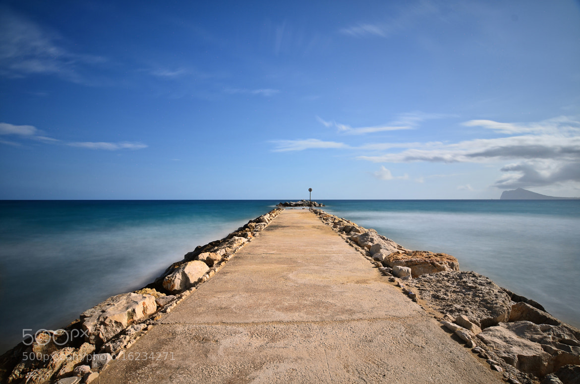 Photograph Way over the sea by Christian Merk on 500px