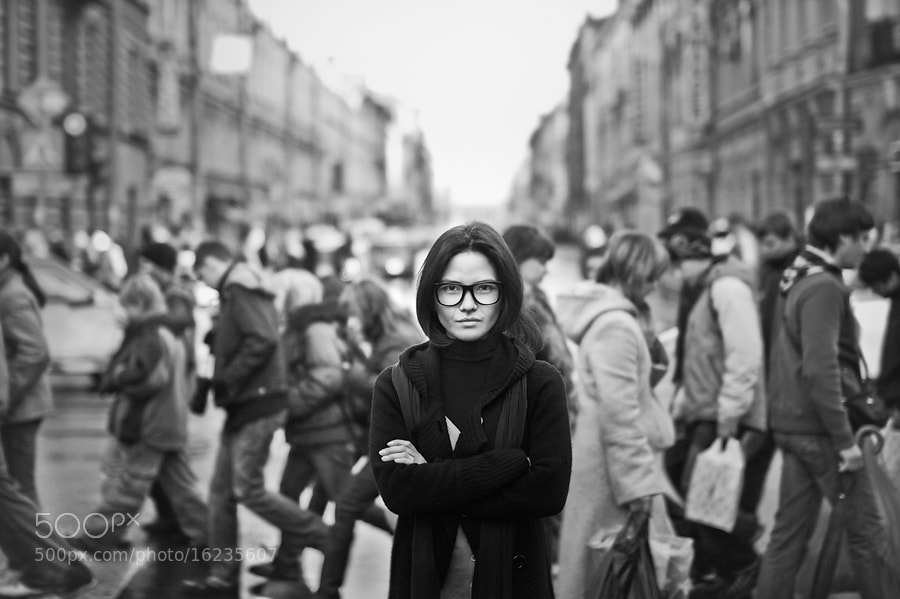 Photograph Yulia by alexander kan on 500px