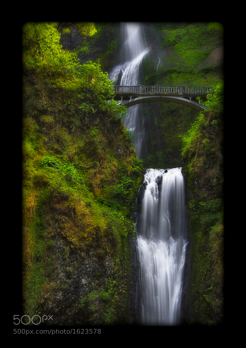 Photograph Multnomah Falls by Robert Arrington on 500px
