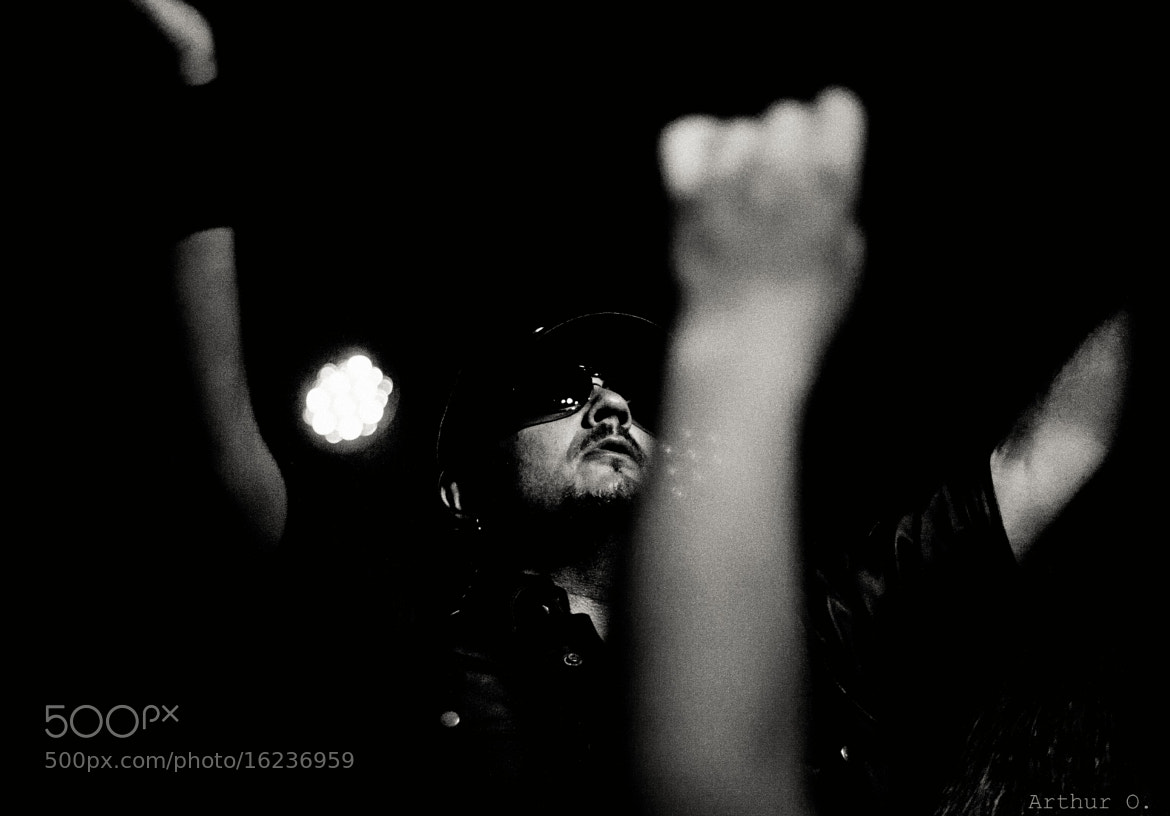 Photograph Tim Ripper Owens by Arthur OBEDIA on 500px