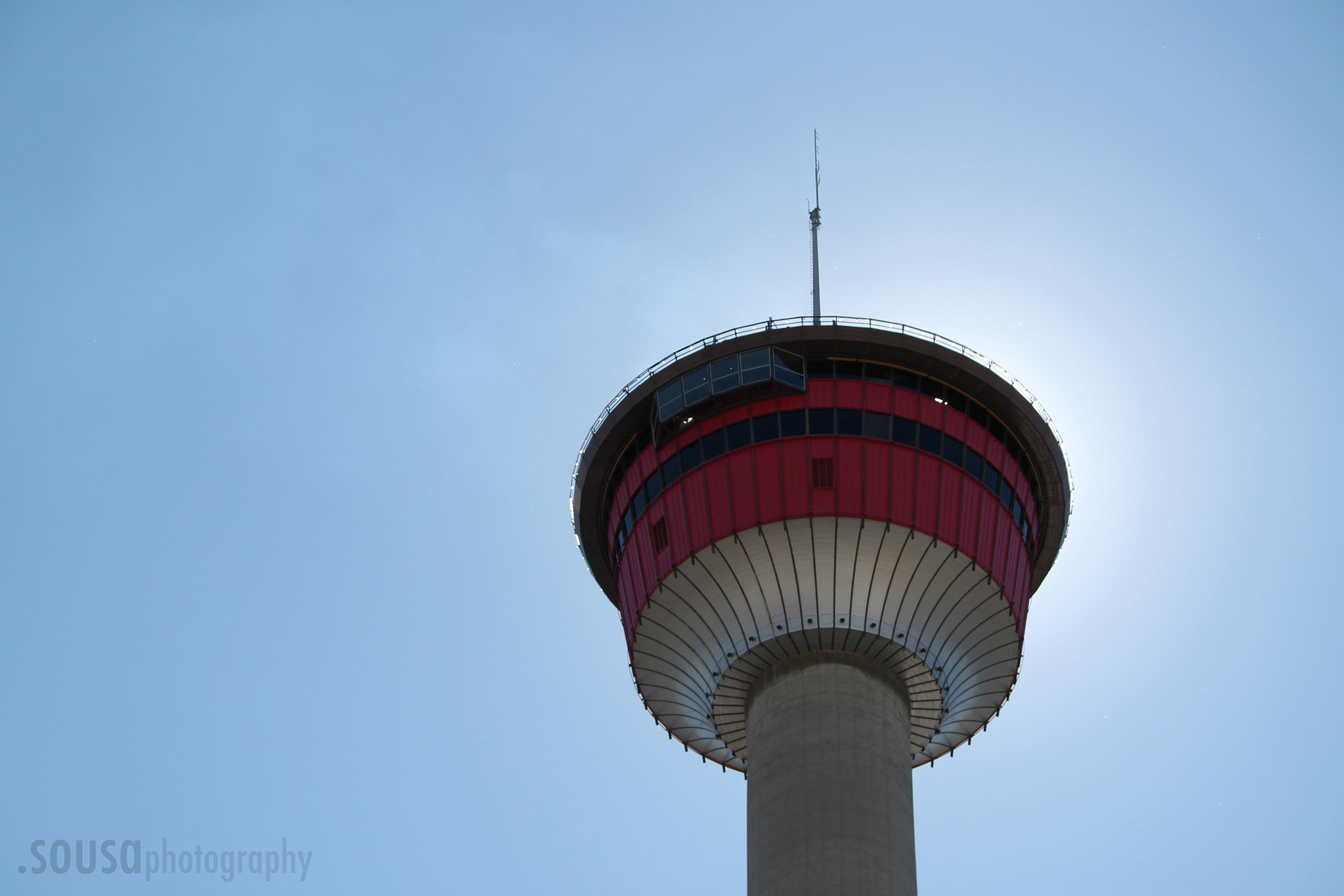 Photograph The Calgary Tower by Vasco Sousa on 500px