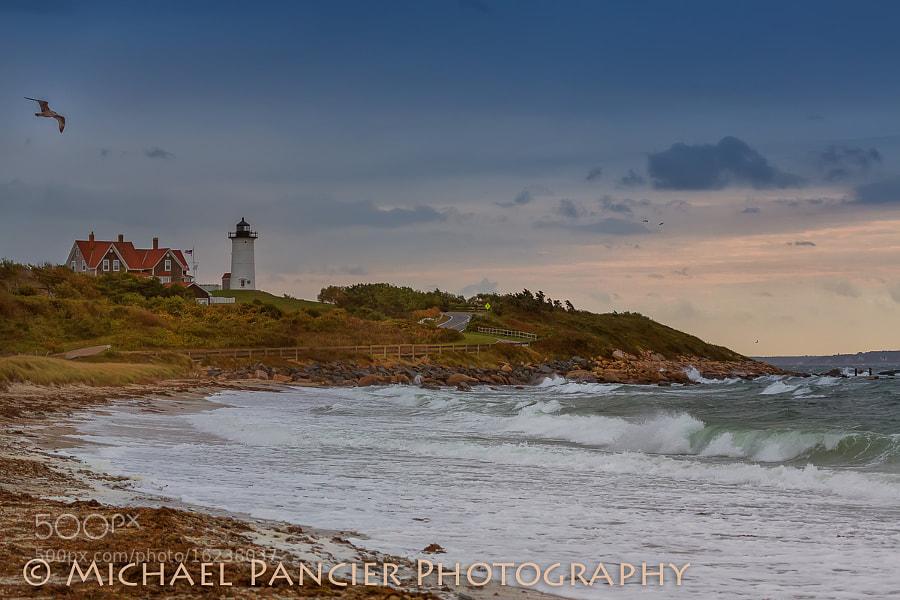 Woods Hole, Falmouth, Cape Cod, Massachusetts - New England, Fall 2012