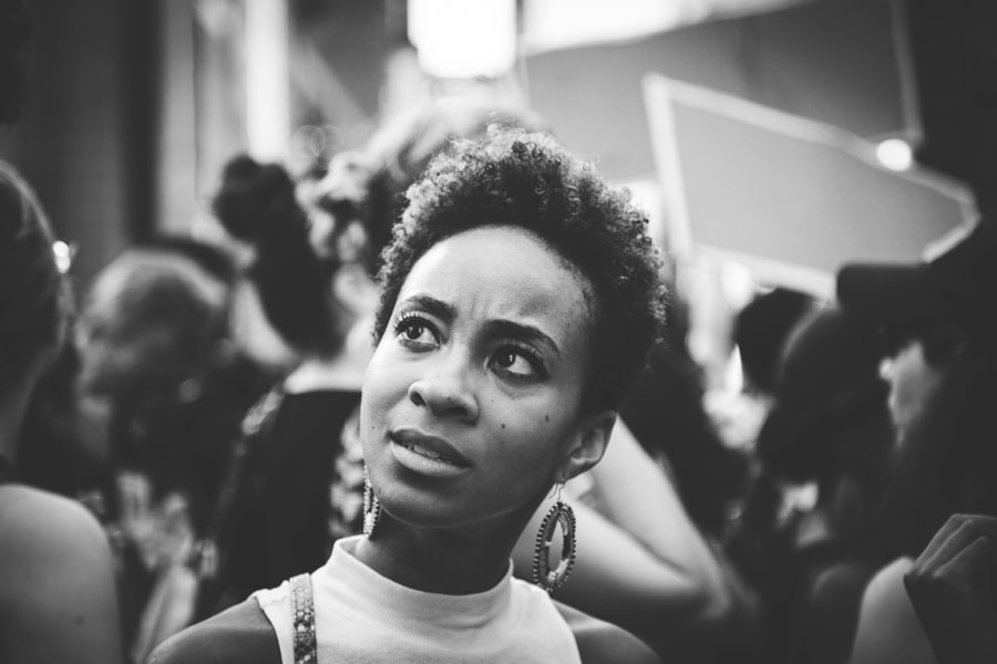 Girl at the Black Lives Matter protest by Joshua Namdar on 500px.com