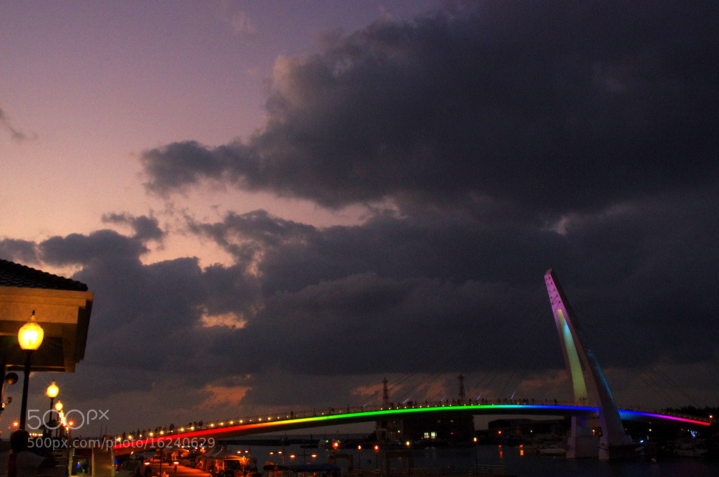 Photograph Rainbow Bridge by Weber Gu on 500px