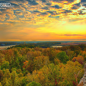 The View From Klondike Overlook by Bill Tiepelman (oddballz)) on 500px.com