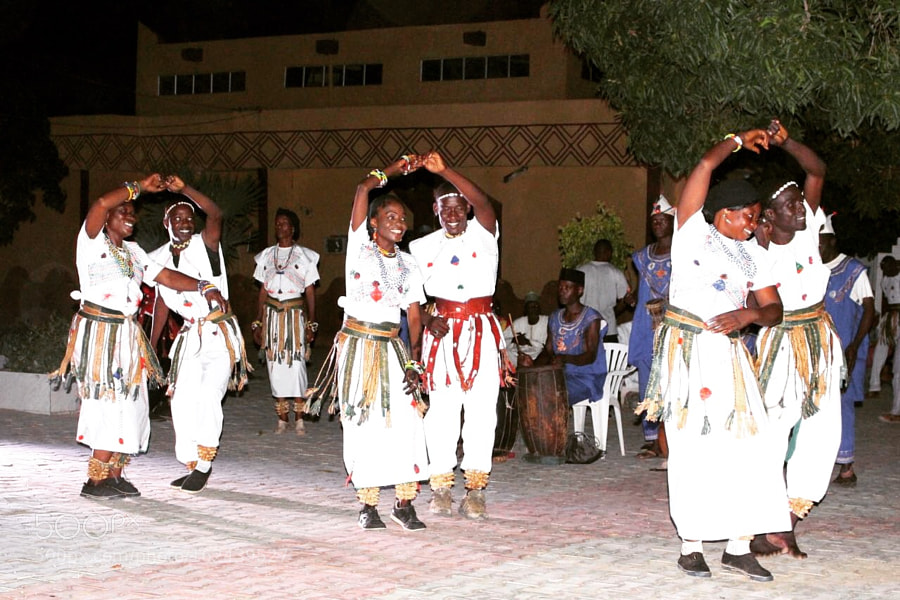 African Dances: The Symbolism of the African People