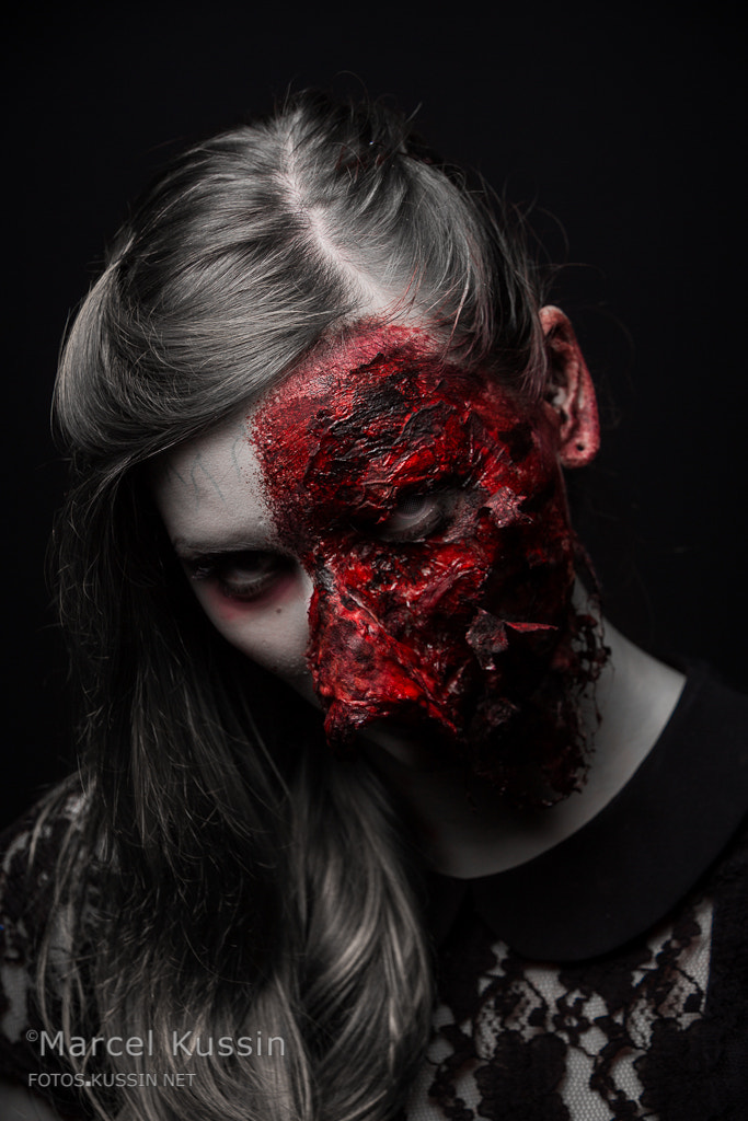 Photograph Two-Face by Marcel K on 500px