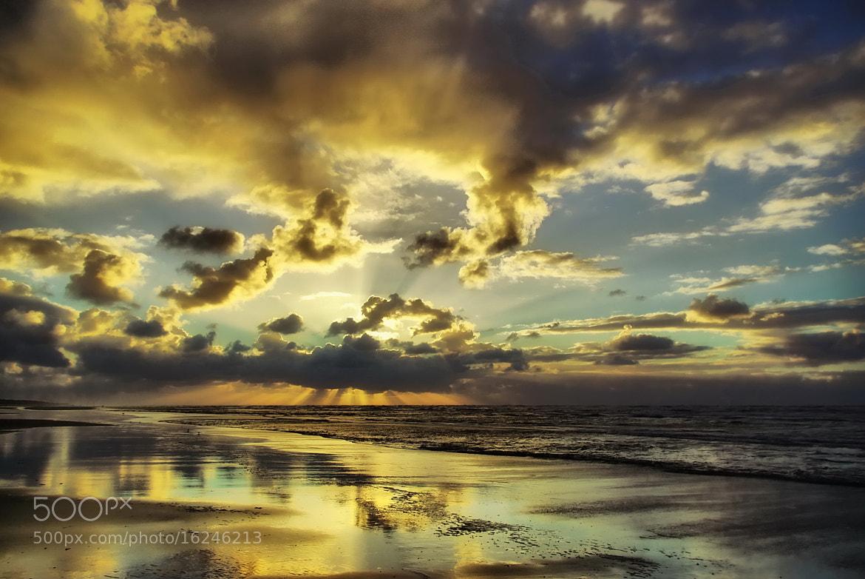 Photograph  GOLDEN SUN by Kersten Studenski on 500px