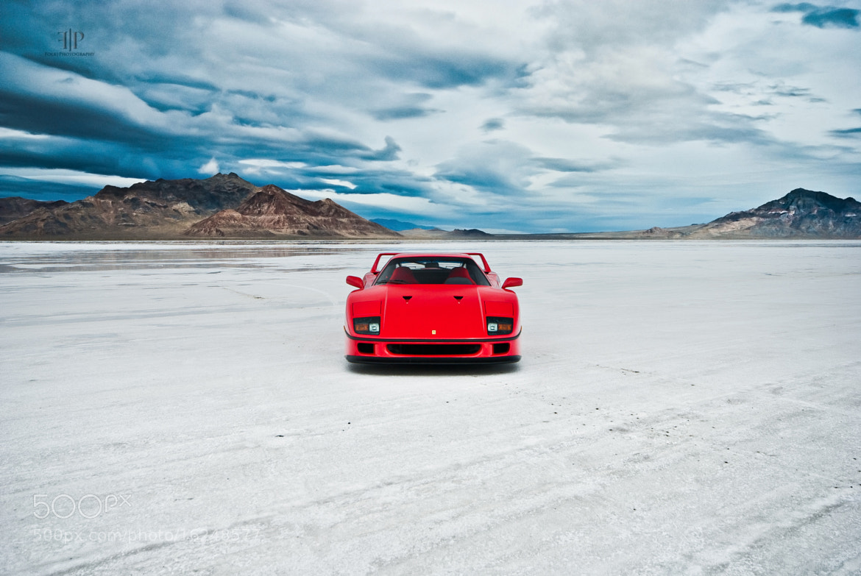 Photograph Ferrari F40 | Staredown by Gil Folk on 500px