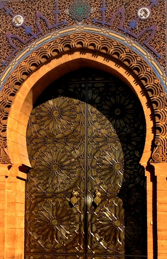 Photograph An Andolusian's style door.. by Kaya Energin on 500px