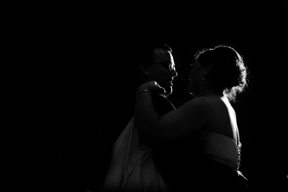 Photograph First Dance by Dave McGrath on 500px