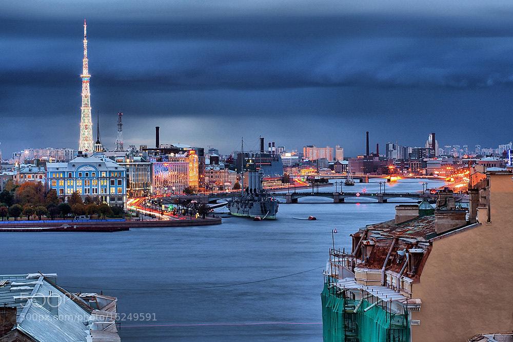 Photograph Петроградская by Игорь Маснык on 500px