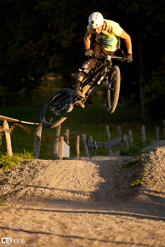 Photograph Kone H. Timezone Bikepark by Christian Tharovsky on 500px