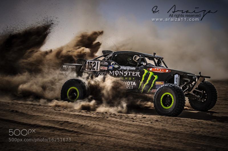 Photograph Monster Class 1500 by E. Araiza on 500px
