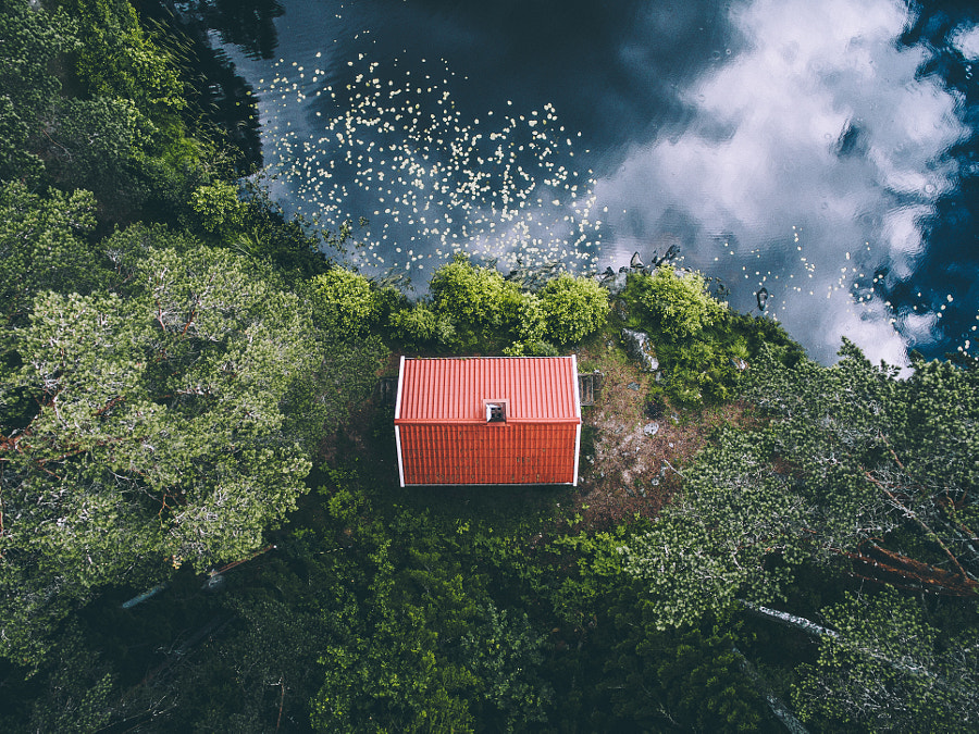 Getaway Cottage by Tobias Hägg on 500px.com