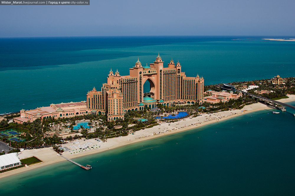 Photograph Atlantis the Palm by Marat Dupri on 500px