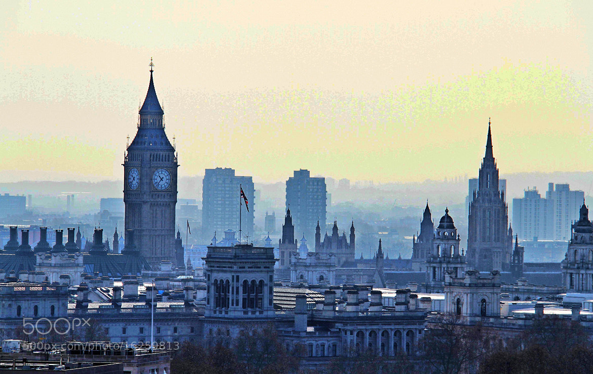 Photograph London Skyline by Abigail King on 500px