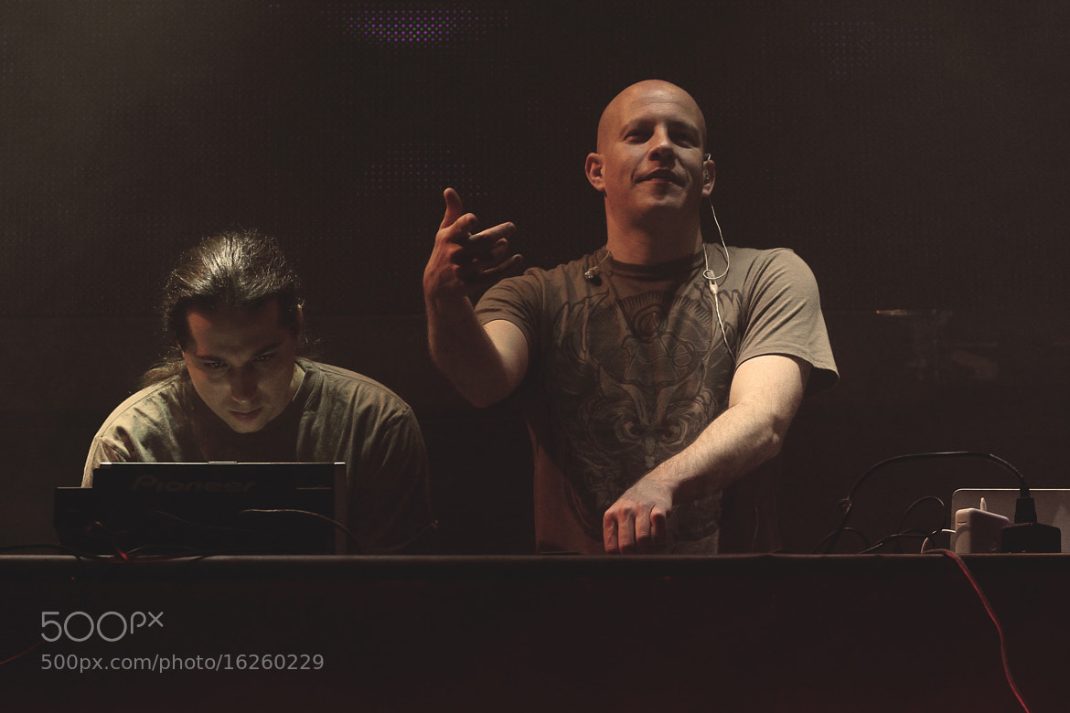 Photograph Infected Mushroom Dj SET by I  N  l  Y  on 500px