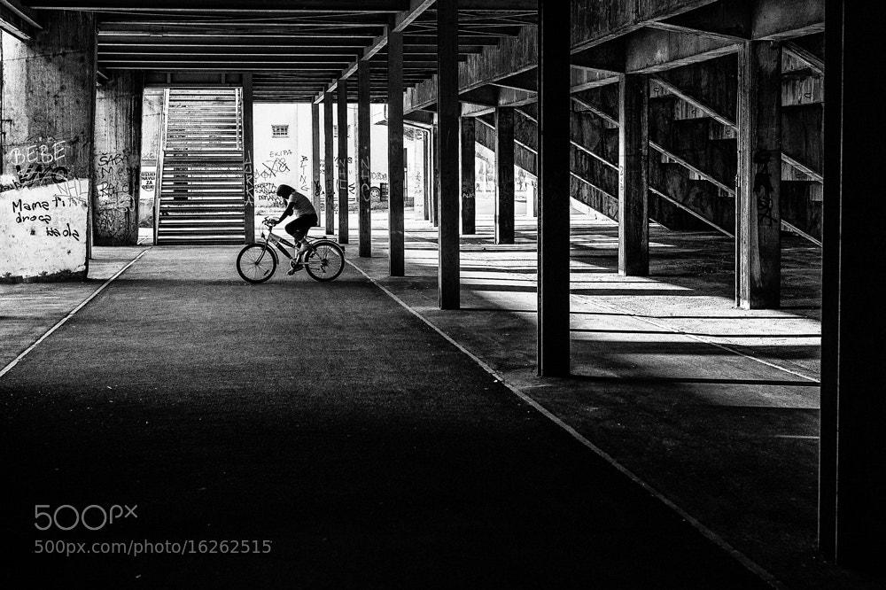 Photograph Beneath the city by Krunoslav Nevistic on 500px