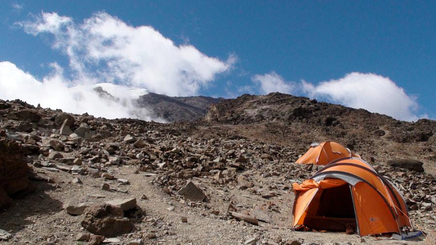 Barafu Camp, Mt. Kilimanjaro