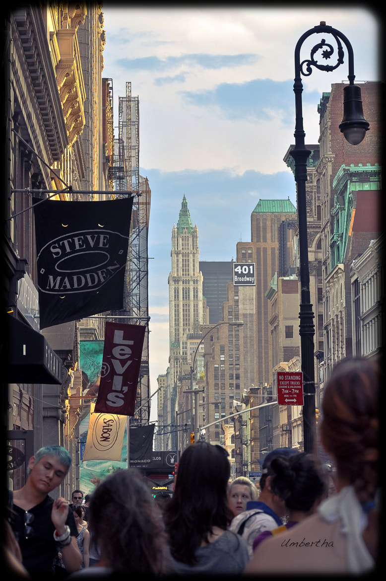 Photograph 401  BROADWAY by Umbertha  on 500px