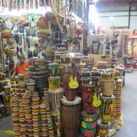 Bahian musical instruments, Canon POWERSHOT SD960 IS