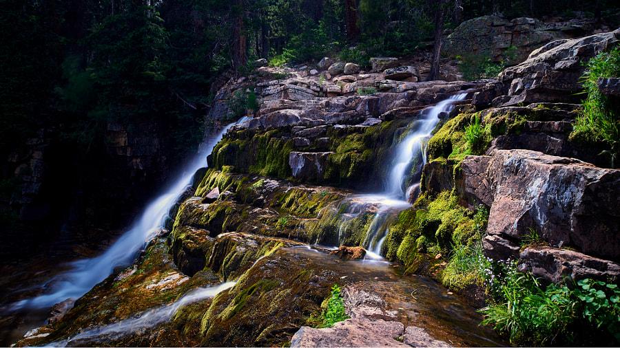 Upper Provo River Falls