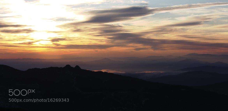 Photograph Calvitero al atardecer by Sergio Sánchez on 500px