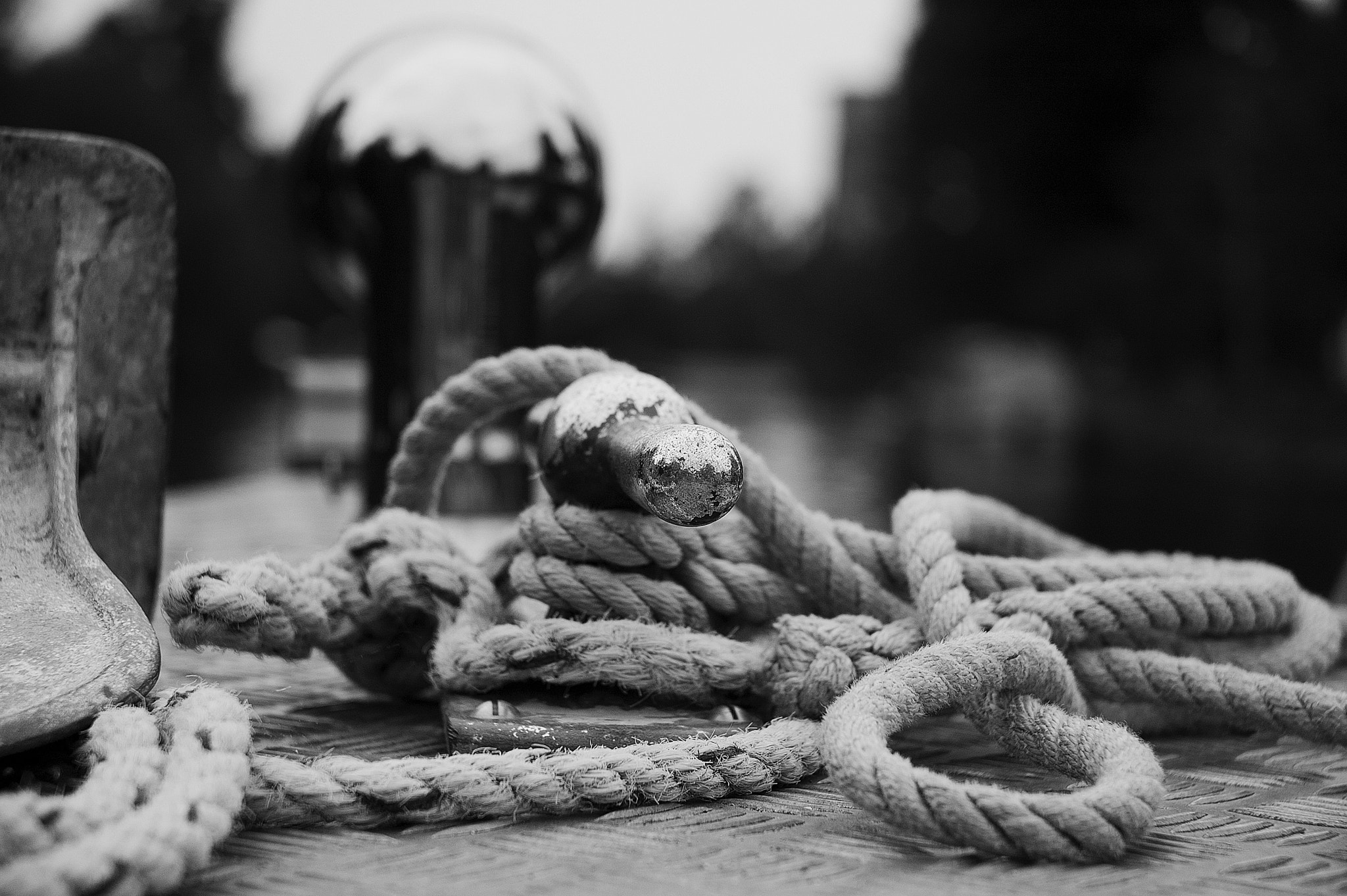 Photograph Rope by Magdalena Warmuz-Dent on 500px