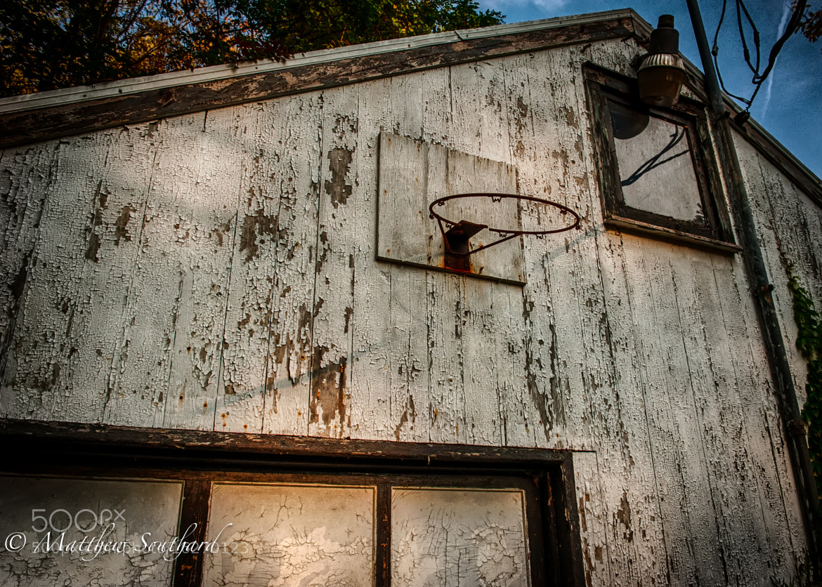 Photograph The Lonely Hoop by Matthew Southard on 500px