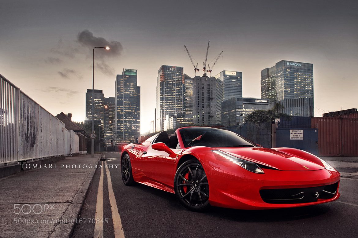 Photograph 458 Spider at CW by Tomirri photography on 500px