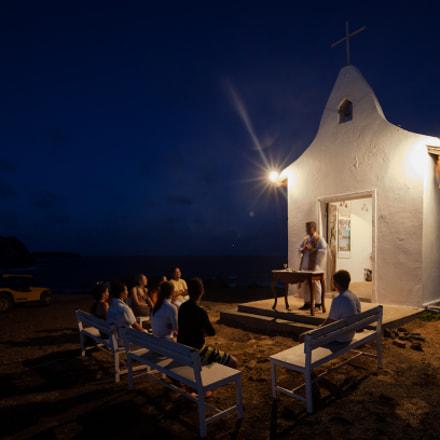 Chapel on the island