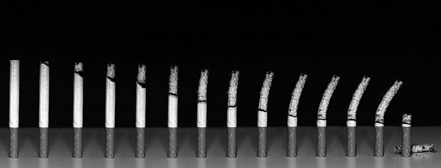 Photograph Life vs. Smoking by Mariano Verra on 500px