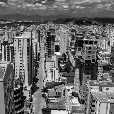 View From Edifiicio Cepar, Fujifilm FinePix V10