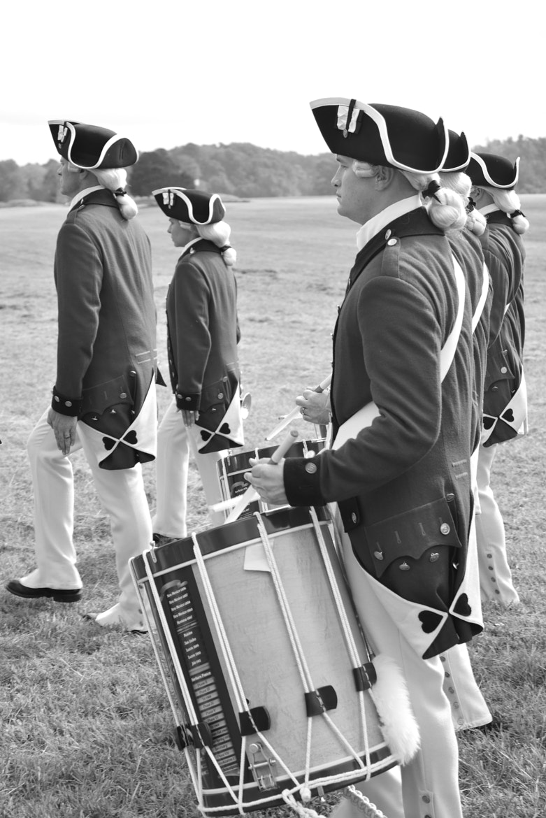 Photograph Colonial Field Band by Joseph Broyles on 500px