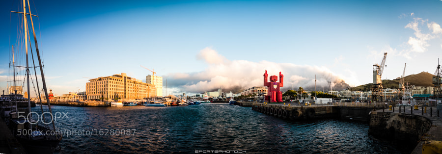 Photograph Waterfront, Cape Town, SA by Markus Seidel on 500px