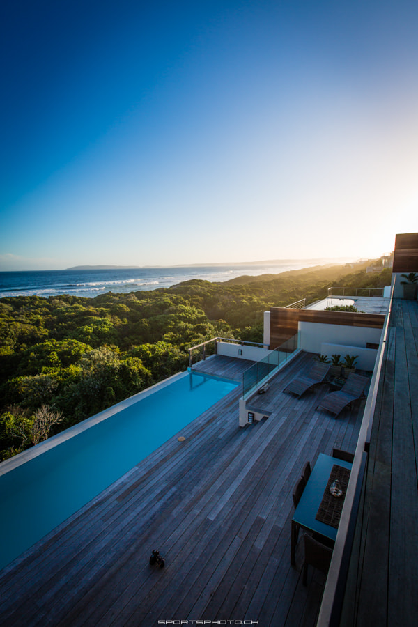 Photograph House by the sea, Plettenberg Bay, South Africa by Markus Seidel on 500px