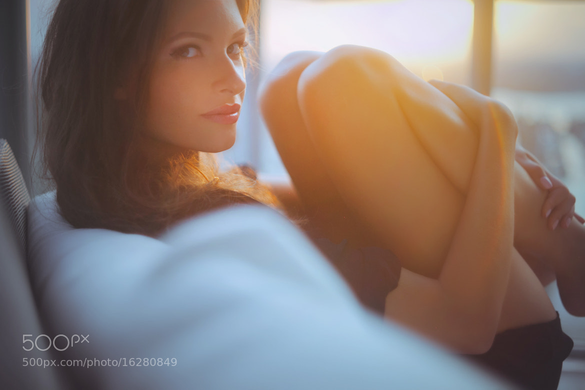 Photograph Colored with Sunset by Polina Rabtseva on 500px