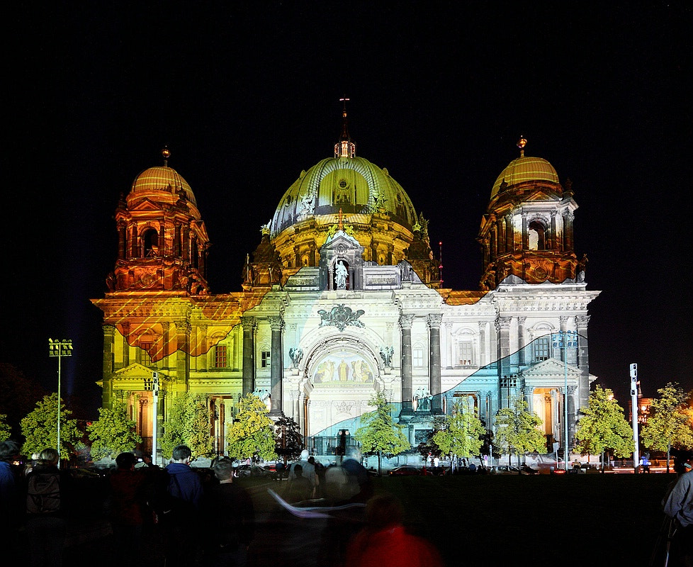 Photograph Berliner Dom by Jörg H. on 500px