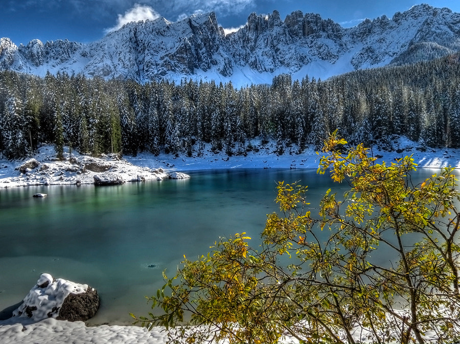 Photograph Carezza Lake by Michele Galante on 500px